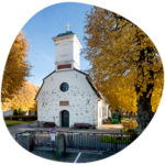 Lidingö kyrka - bubbla