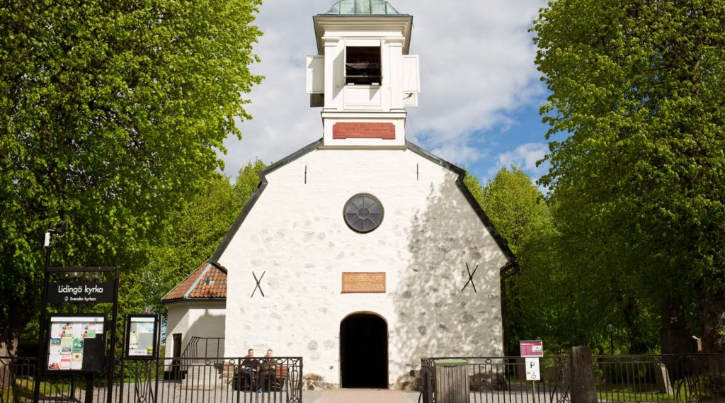 Lidingö kyrka