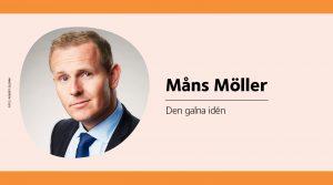 Föredrag på S:ta Anna med Måns Möller