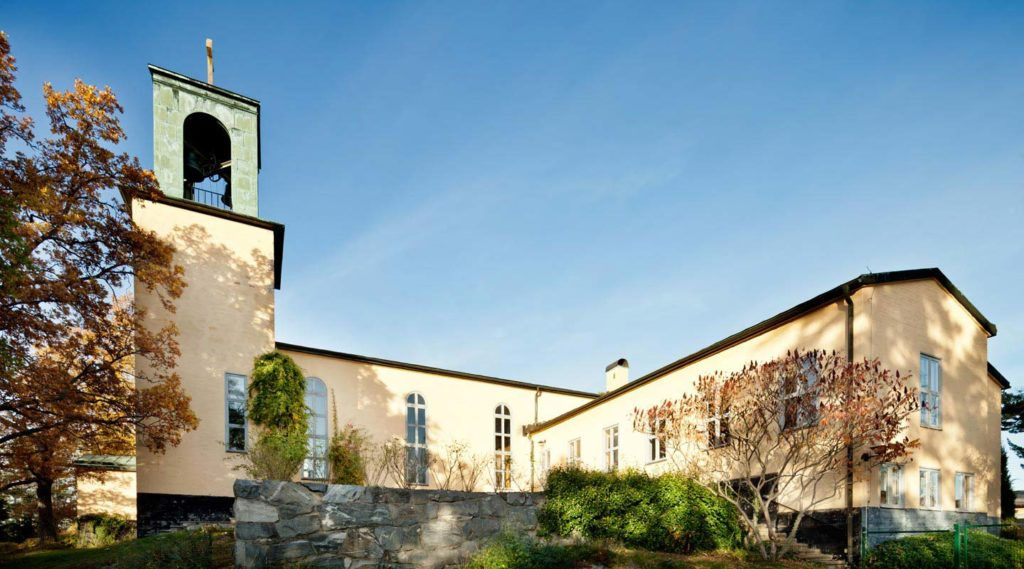 Breviks kyrka. Foto Tim Meier 2016.