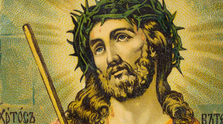 Jesus - lär känna en rebel