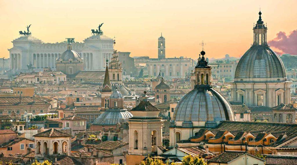 Konfirmationsalternativ - Italien sommar. Foto Shutterstock.