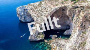 Konfirmationsalternativ - Malta - Fullt. Foto Shutterstock.