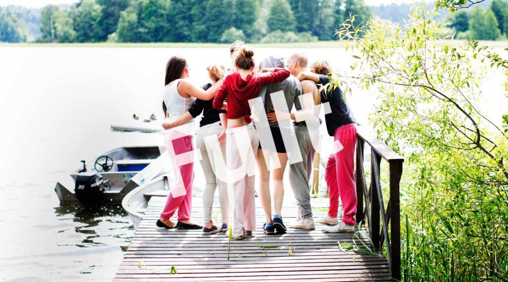 Konfirmationsalternativ - Marielund - Fullt. Foto Alex & Martin IKON.