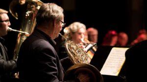 Orkester. Foto Magnus Aronson IKON.